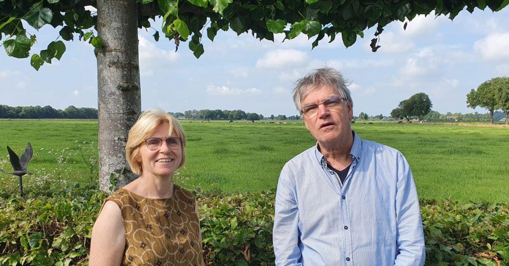 Ida Besten en Wim de Hoop